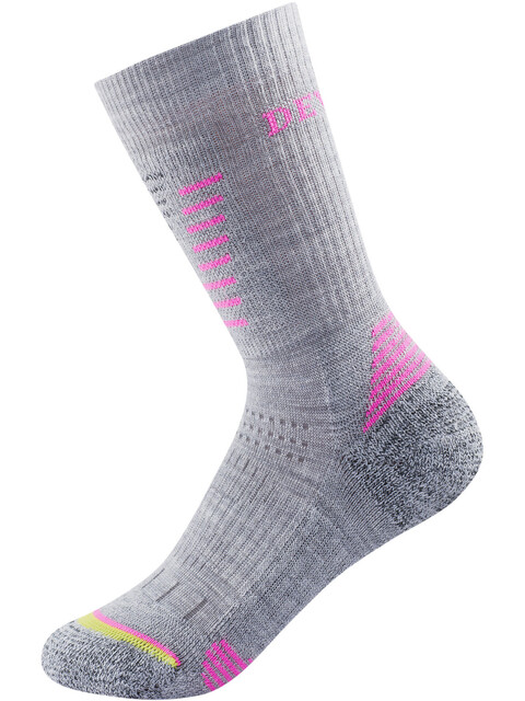 Devold Hiking Medium - Chaussettes Enfant - gris